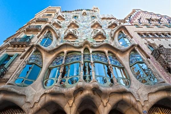 Casa Battlò a Barcellona