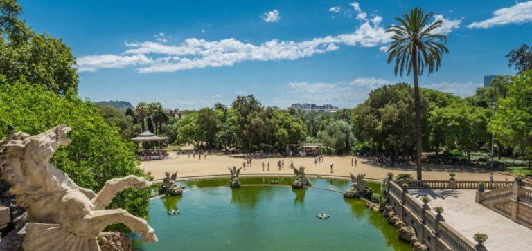 I parchi di Barcellona