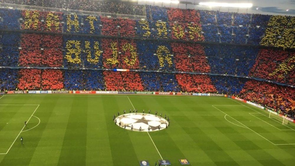 Gli stadi di Barcellona