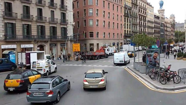 Affittare un'auto a Barcellona