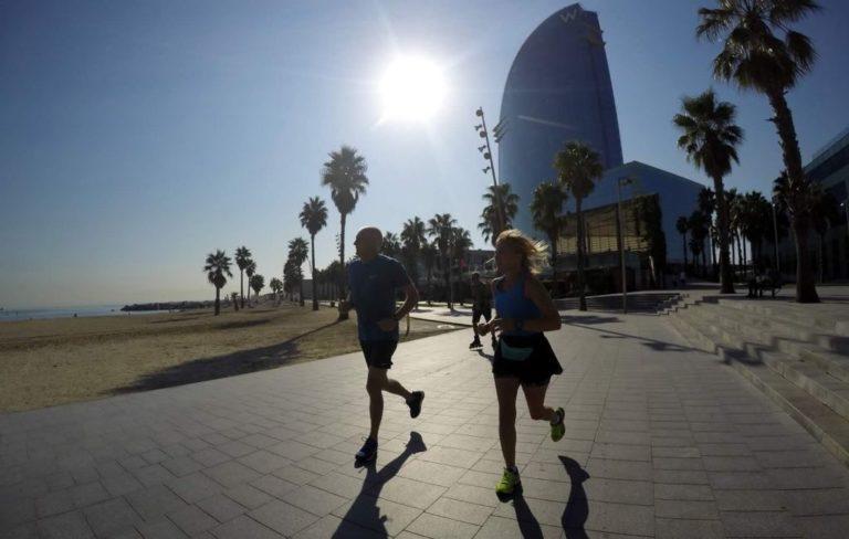 Fare sport a Barcellona